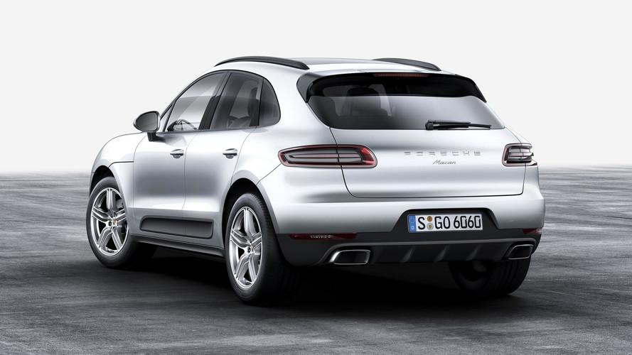 Porsche Macan'a Türkiye'ya özel donanım