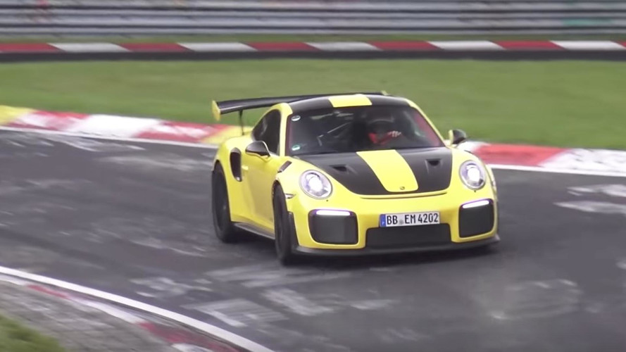 porsche 911 gt2 rs news and reviews. Black Bedroom Furniture Sets. Home Design Ideas