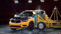 Volvo XC40 Crash test