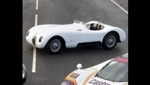 Jaguar torna a Le Mans
