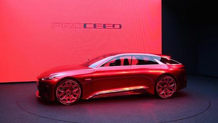 Kia Proceed Concept Previews Hot Shooting Brake