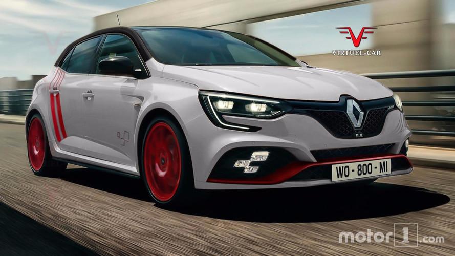 Renault Megane IV R.S Trophy-R böyle mi olacak?