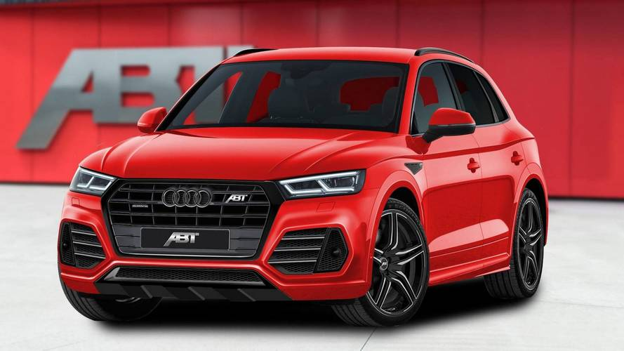 Audi Rs Q5 >> Can T Wait Any Longer For The Audi Rs Q5 Abt Has A Solution