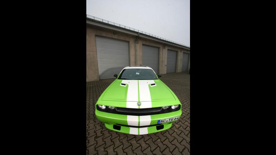 CCG Automotive Dodge Challenger SRT-8