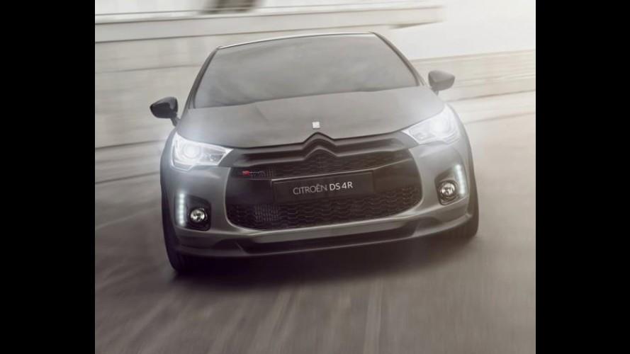 Citroën DS4 terá versão esportiva Racing com 256 cv