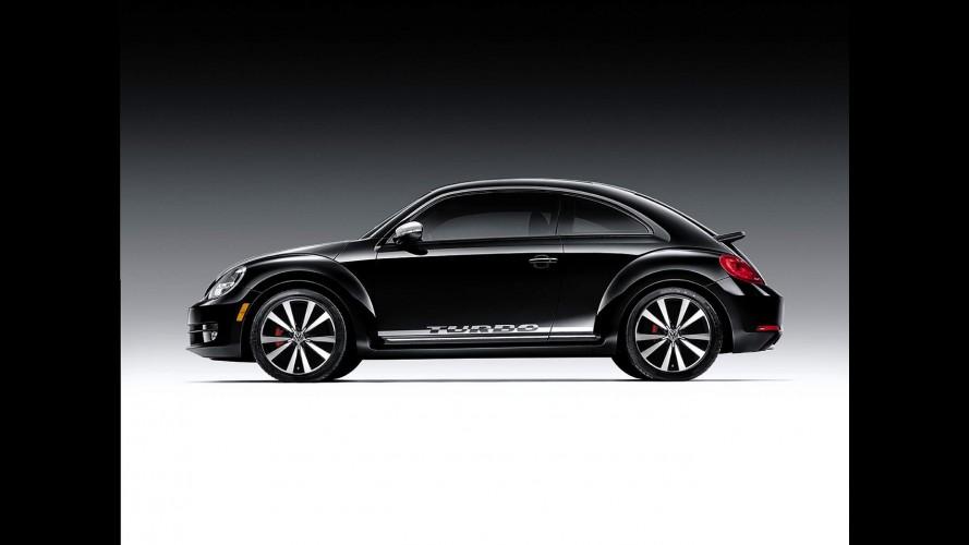 Volkswagen Beetle 2012 ganha série especial para marcar início das vendas nos EUA