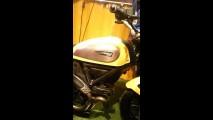 Nova Ducati Scrambler é flagrada - modelo estará no Brasil em 2015