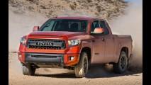 Preço de Hilux: Tundra TRD, para off-road pesado, custa R$ 92,5 mil nos EUA