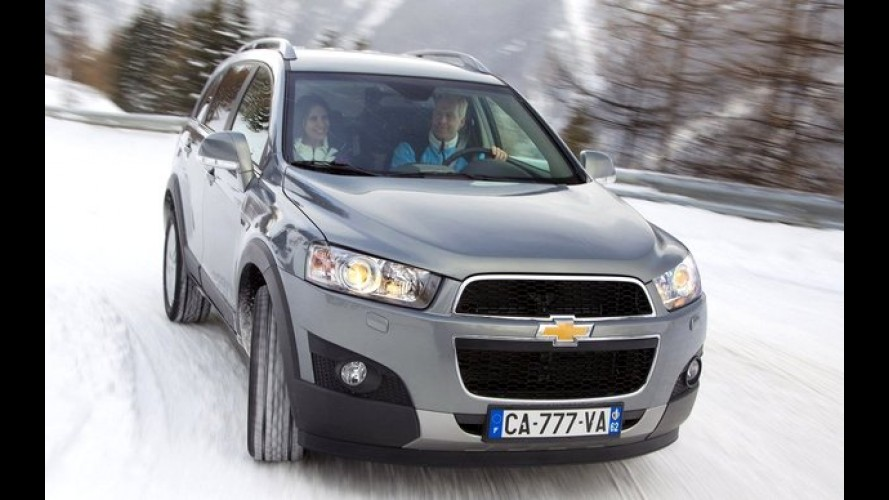 GM anuncia saída da Chevrolet do mercado europeu a partir de 2016