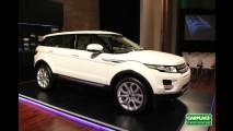 Range Rover Evoque é lançado na Argentina com preço inicial de 75 mil dólares