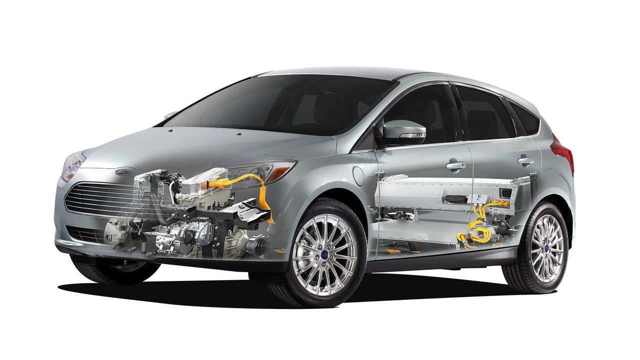 2012 Ford Focus Electric 14.12.2011