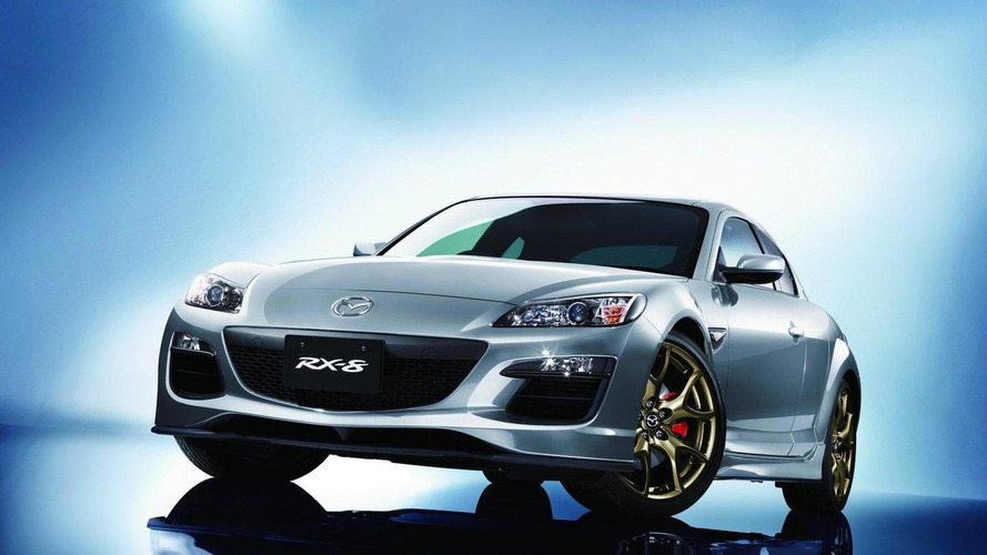 Mazda RX-8 Spirit R final special edition for JDM