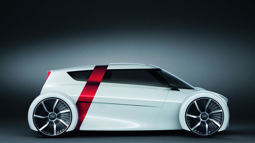 Audi Urban concept headed for production - report