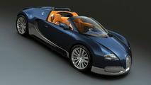 Bugatti Veyron Grand Sport Middle East Edition - 10.11.2011