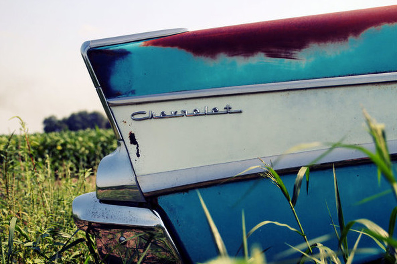 Nearly 500 Classic Chevys Found in Nebraska
