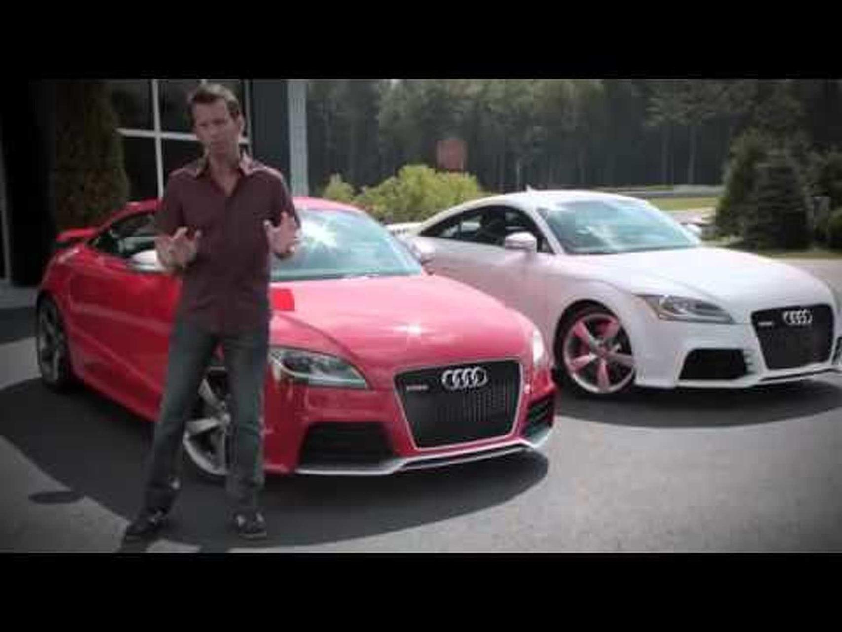 2012 Audi TT RS Ultimate Lap Intro
