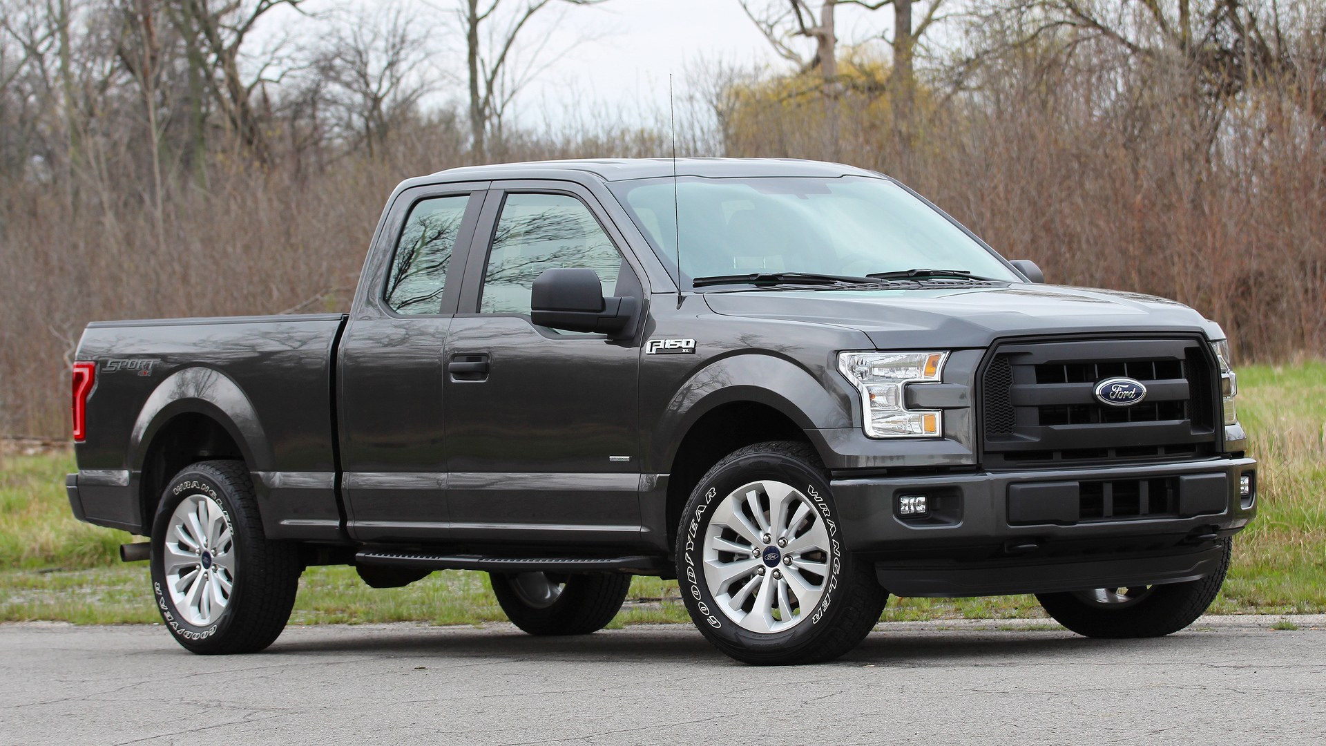 New Ford F150 >> Review: 2016 Ford F-150 XL 4x4