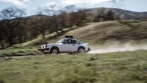 Patrick Long's Porsche 911 rally