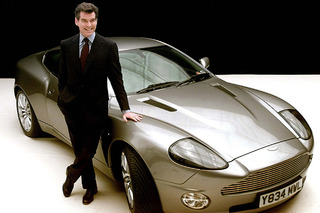 Pierce Brosnan Reveals He Lost his Aston Martin in a House Fire