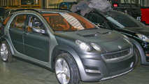 Smart rules out crossover for the time being; roadster not considered