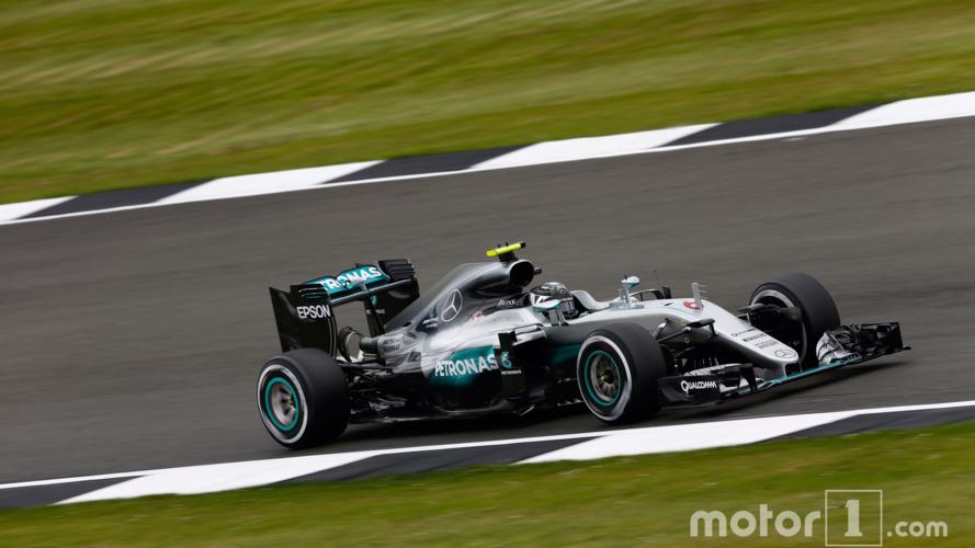 1000 chevaux pour le moteur Mercedes F1 ?
