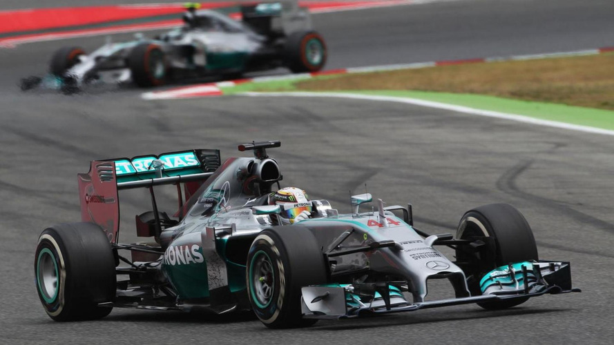 Hamilton, Rosberg have 'two year contracts' - Wolff