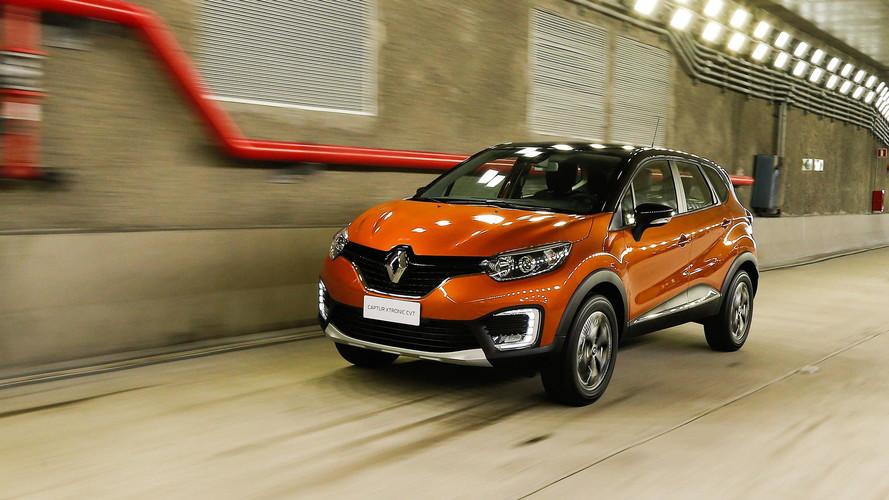 Primeiras impressões Renault Captur Intense 1.6 CVT - Para dobrar!