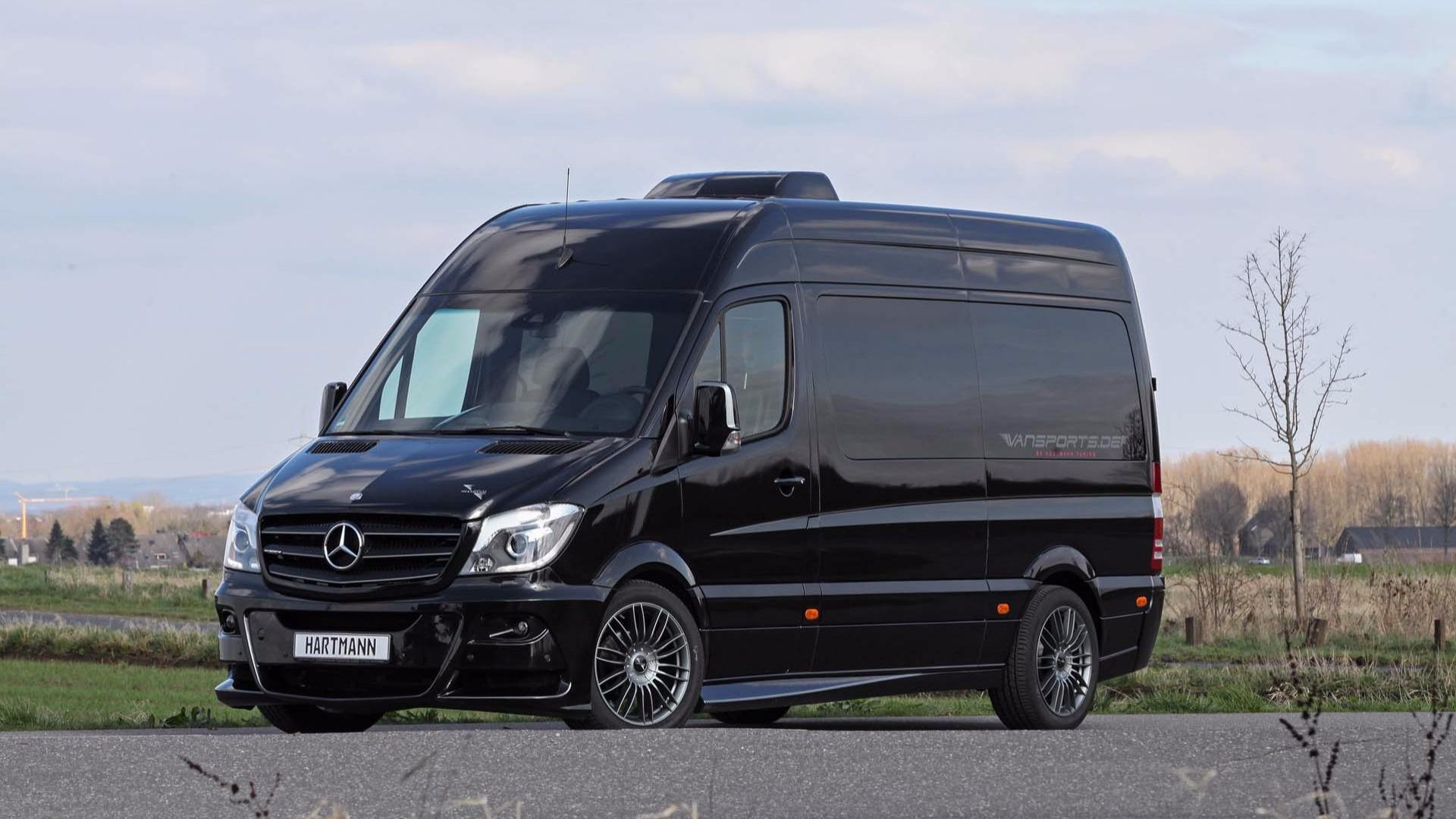 mercedes spinter hartman camping car pour frimeurs. Black Bedroom Furniture Sets. Home Design Ideas