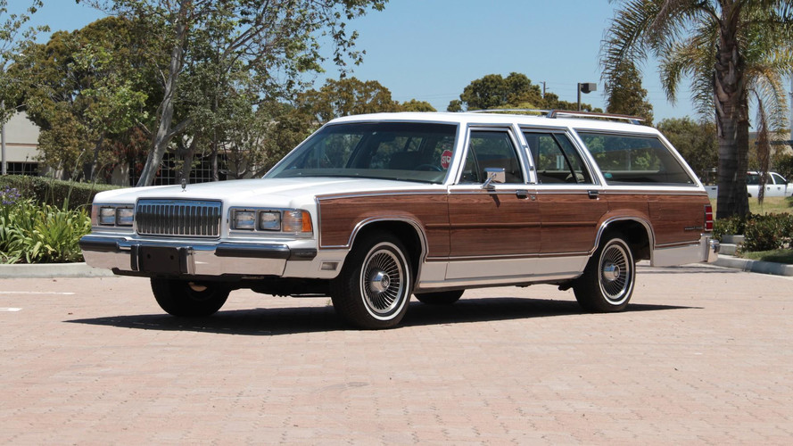 1989 Mercury Grand Marquis Auction