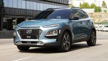 Hyundai Kona 2018 - Oficial