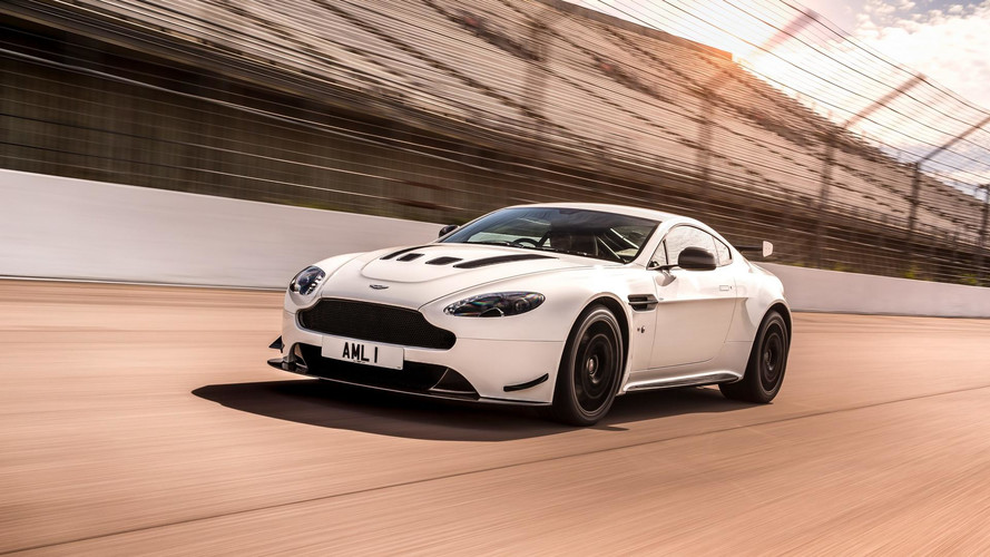 Aston Martin Vantage AMR Looks Just As Fierce As The Concept
