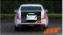 2018 Cadillac XTS Sızan Fotoğraflar