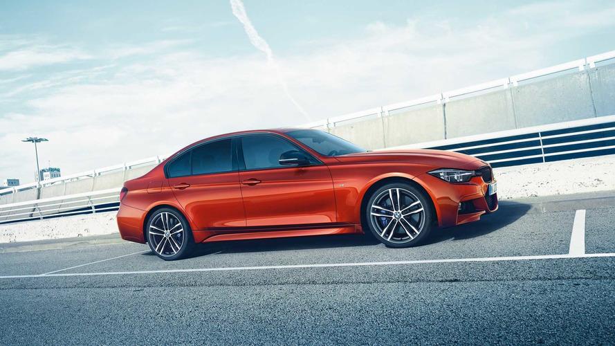 Különleges kiadású 3-as sorozatok a BMW-től