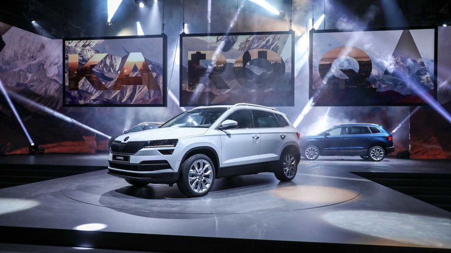 2018 Skoda Karoq Officially Revealed As Yeti's Successor