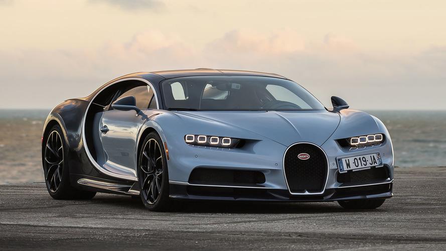 Bugatti lance un nouveau service de télémétrie