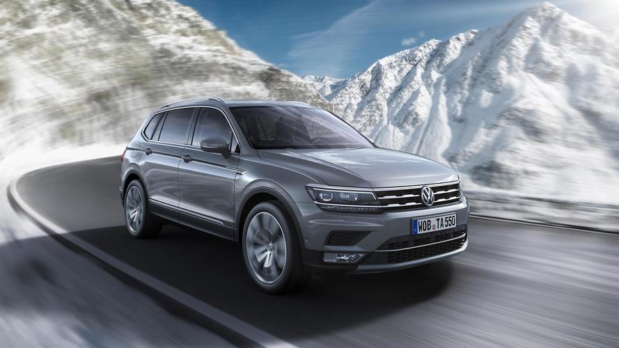 Volkswagen Tiguan Allspace para Europa será atração em Genebra