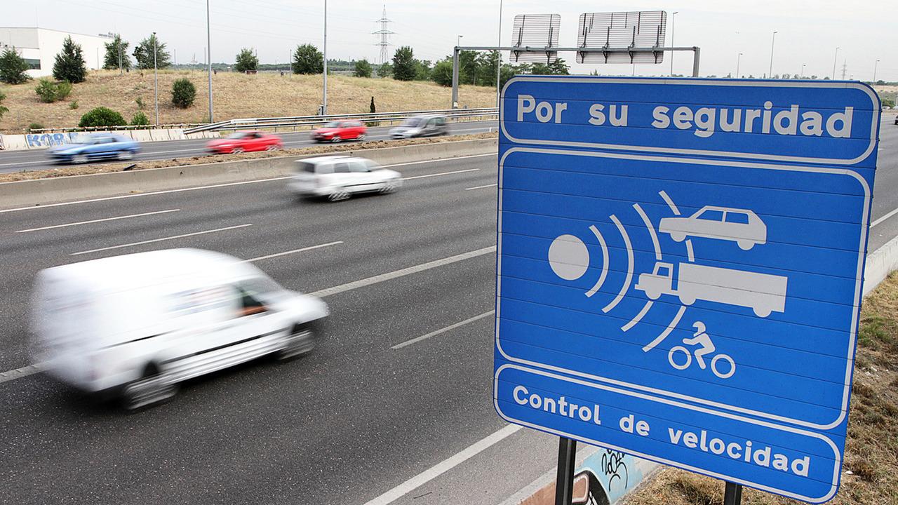 Los radares que más multan