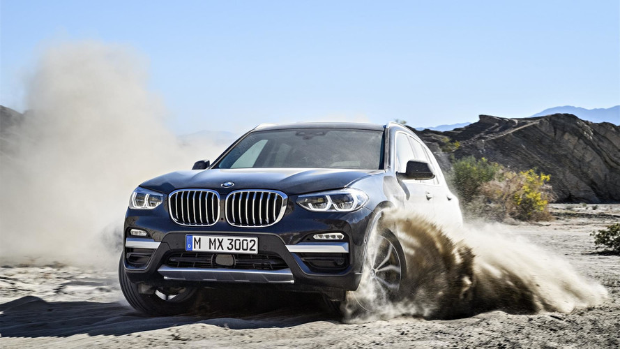 Most Expensive 2018 BMW X3 Costs $70,120