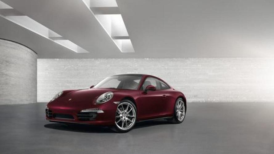 Porsche 911 GUM Red Square Edition announced