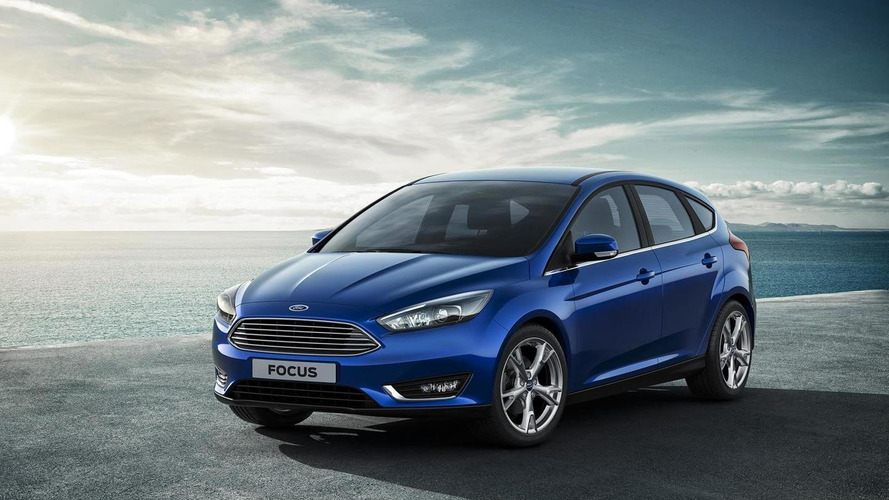 2017 Ford Focus to have the