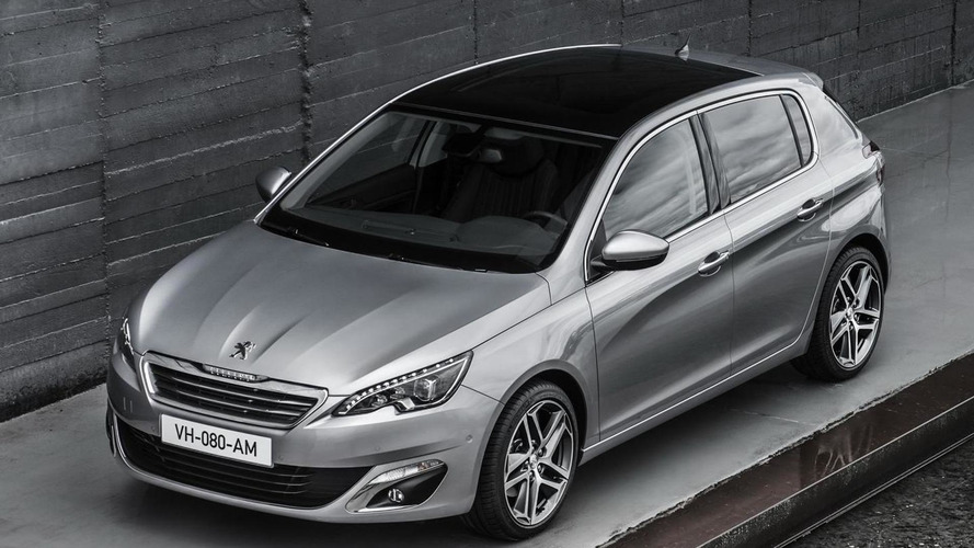 Peugeot drops additional photos of second-gen 308