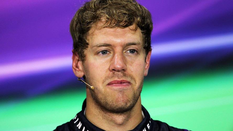New teammate identity 'does not matter' - Vettel