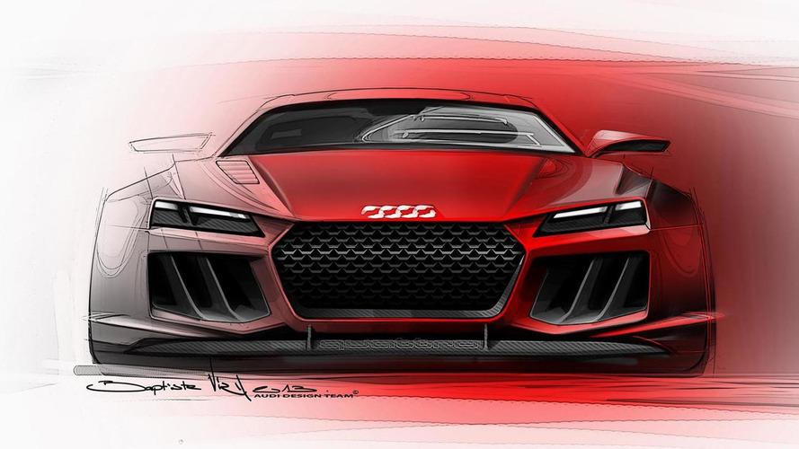 2013 Audi Quattro Concept confirmed for IAA