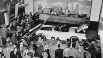 1953 Chevrolet Corvette concept - 29.6.2012