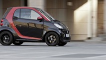 Smart ForTwo Sharpred Edition 09.2.2012