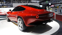 Disco Volante 2012 Touring concept live in Geneva 10.03.2012