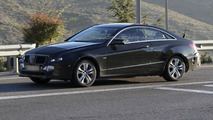 2014 Mercedes E-Class Coupe spy photo 26.9.2012