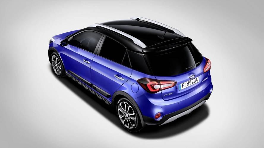 Hyundai i20 Active restyling