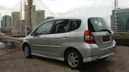 Honda Fit alcança 545 mil unidades em 15 anos de produção no Brasil
