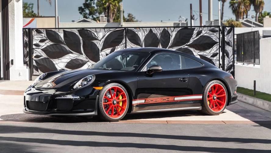 Une Porsche 911 R quasiment neuve à vendre